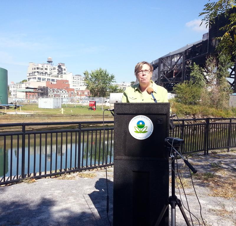 EPA Region II boss Judith Enck