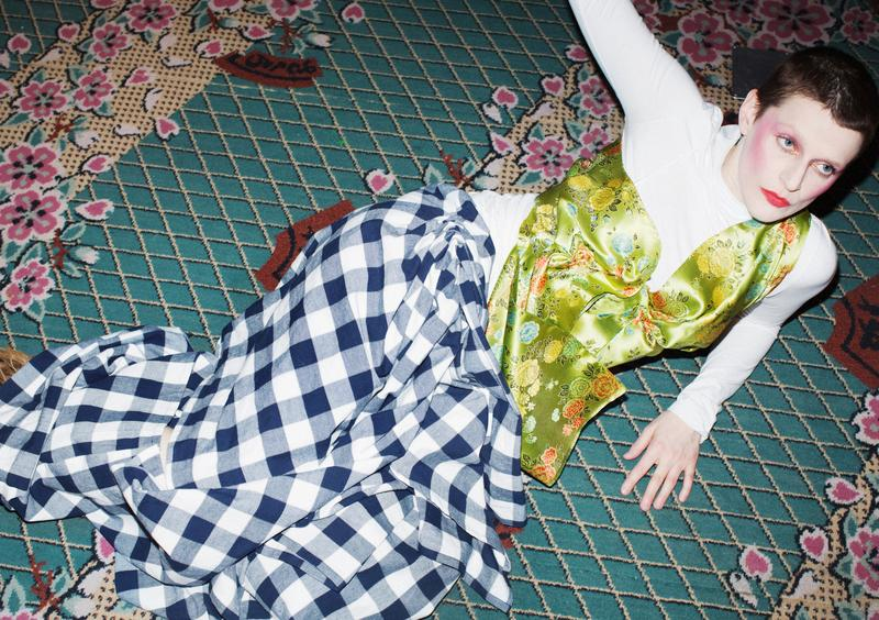 The forthcoming record from El Perro del Mar is called 'KoKoro,' and is due out on September 16.