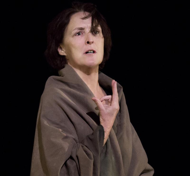 Fiona Shaw in <em>Testament of Mary</em>