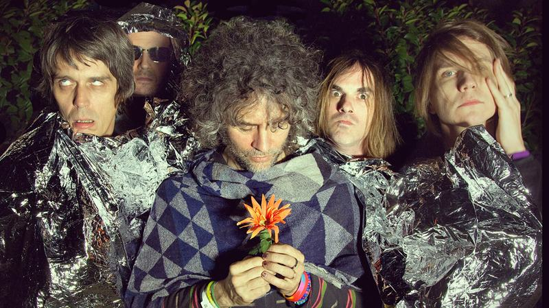 The Flaming Lips latest album, 'Oczy Mlody' is out now.