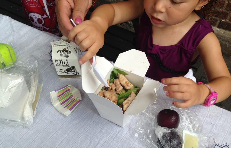 Each meal the city hands out costs $2.70, which is reimbursed in full by the federal government at the end of the summer.