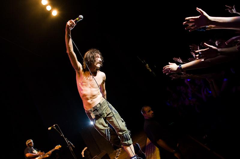 Eugene Hutz of Gogol Bordello