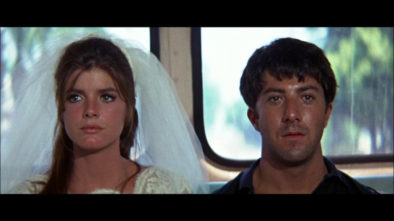 """A scene from the 1967 film """"The Graduate."""""""