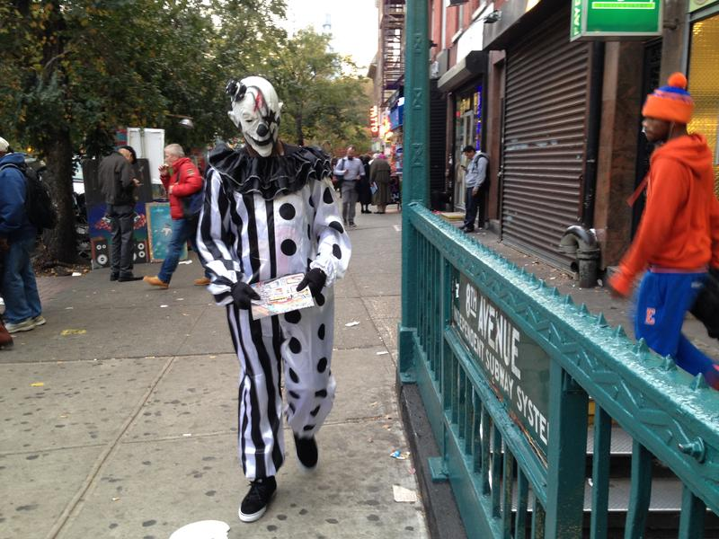 What to expect when you exit a subway in Greenwich Village today