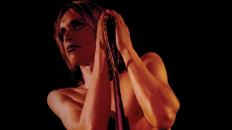 Iggy and the Stooges' iconic 1973 album, 'Raw Power.'