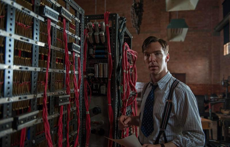 A still from 'The Imitation Game'