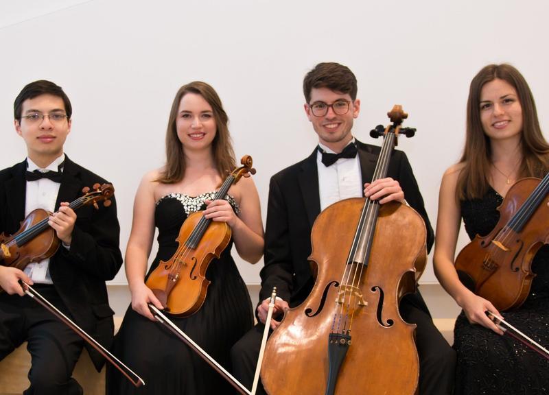 Impromptu String Quartet