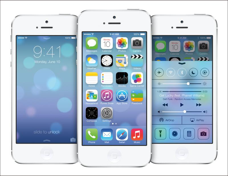 iOS 7 for iPhone