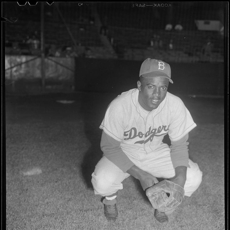 the desegregation of american baseball a jackie robinson story The faith of jackie robinson  of brooklyn dodgers president branch rickey in advancing desegregation in baseball  the jackie robinson story as almost.