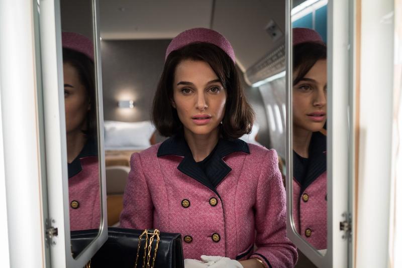 """Natalie Portman in the film, """"Jackie"""""""