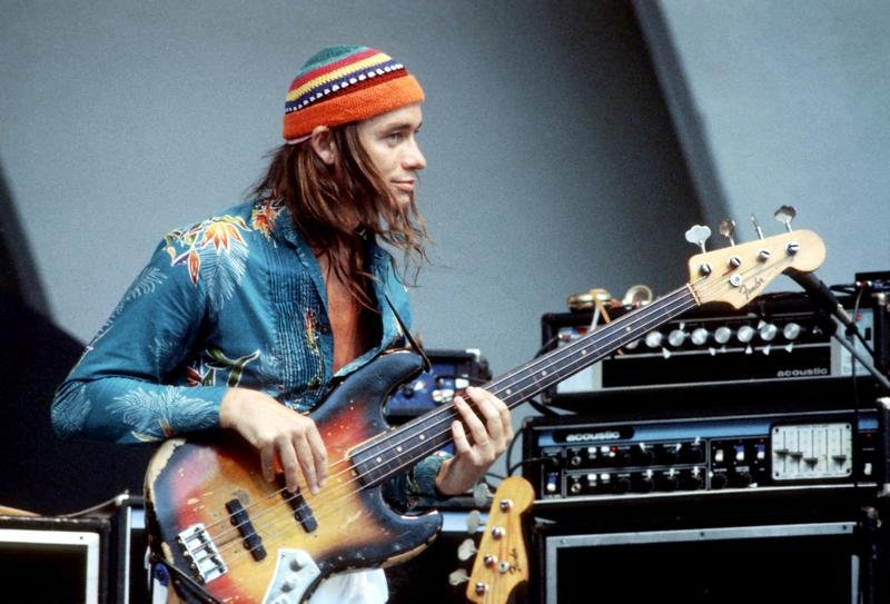 """A documentary about legendary jazz musician Jaco Pistorious, """"Jaco,"""" screens at the Jazz Connect Conference this month. Jaco's pictured here, slapping the bass in 1970."""