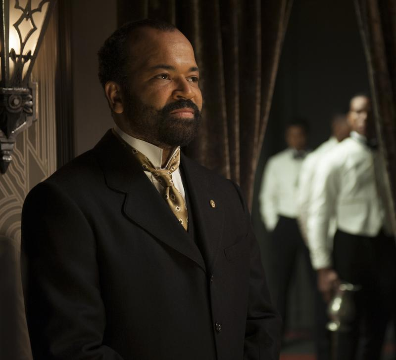 Jeffrey Wright as Valentin Narcisse in <em>Boardwalk Empire</em>