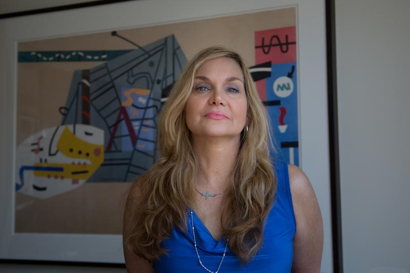Jill Harth is speaking out about alleged sexual harassment by Donald Trump.