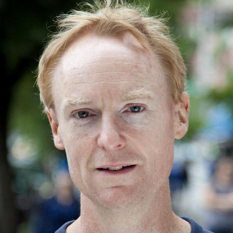 Soundcheck and New Sounds host John Schaefer