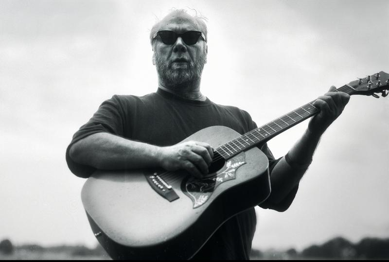 """John Fahey, as seen in """"I Search of Blind Joe Death: The Saga of John Fahey,"""" a film by James Cullingham. A First Run Feature release"""
