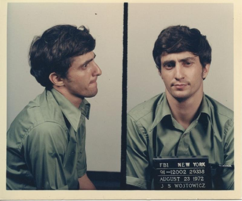 "John ""The Dog"" Wojtowicz, the bank robber portrayed by Al Pacino in the 1972 classic film ""Dog Day Afternoon."""