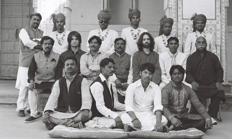 'Junun' is the new record from Jonny Greenwood and The Rajasthan Express.