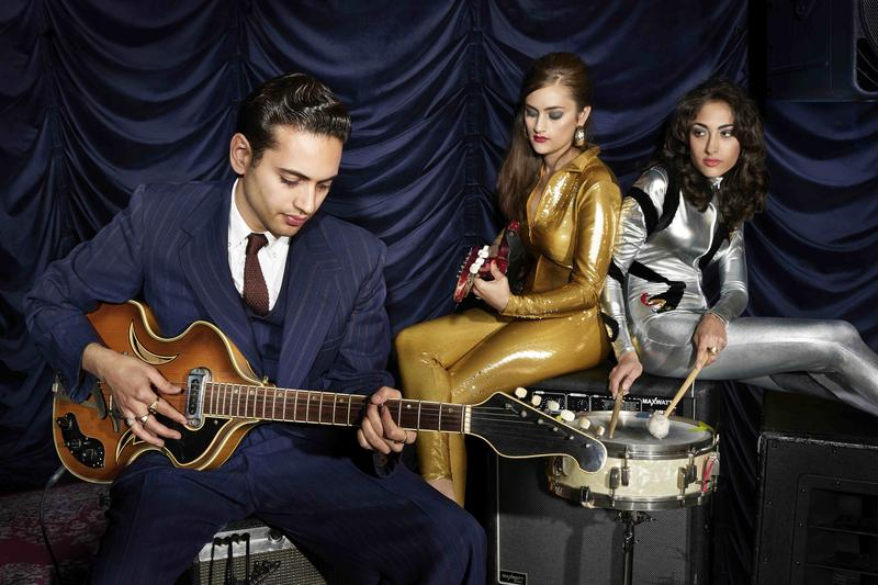 London Sibling Trio Kitty, Daisy & Lewis