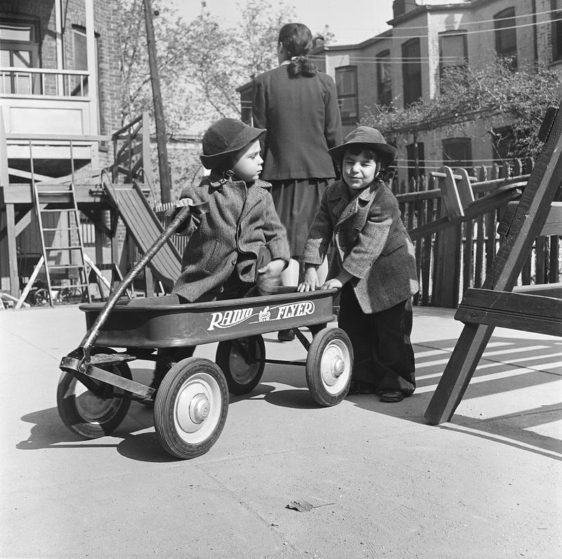 The Brooklyn tyke scene was alive and rocking, long before the strollers of Carroll Gardens became the focal point of populist disdain.
