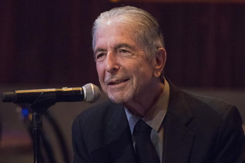Leonard Cohen, famous for songs such as 'Hallelujah' and 'Bird on a Wire', passed away at 82