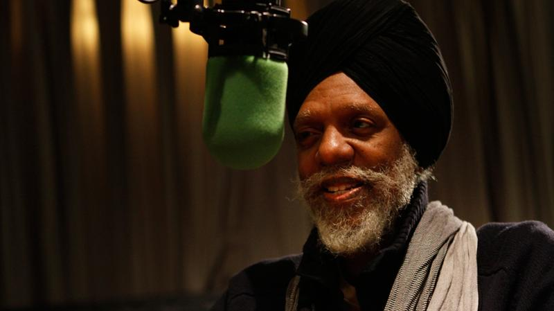Soul jazz organist Dr. Lonnie Smith talks on Soundcheck.