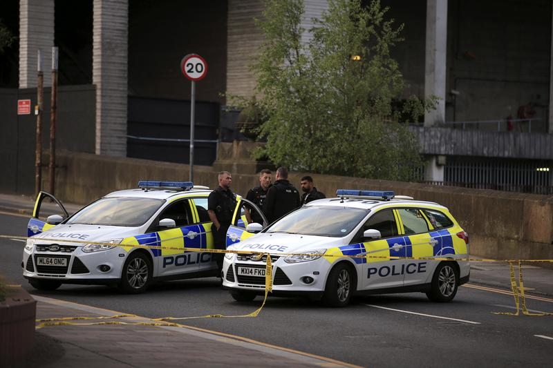 An explosion struck a concert at the Manchester Arena late Monday, killing 22.