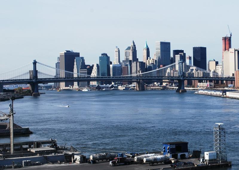 Manhattan Skyline, 2009