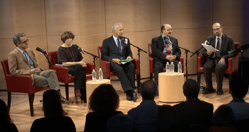 Brian Lehrer hosts a conversation in The Greene Space about climate change science and solutions.