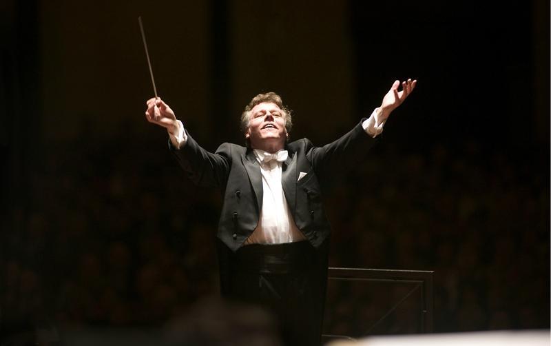 Mariss Jansons, conductor