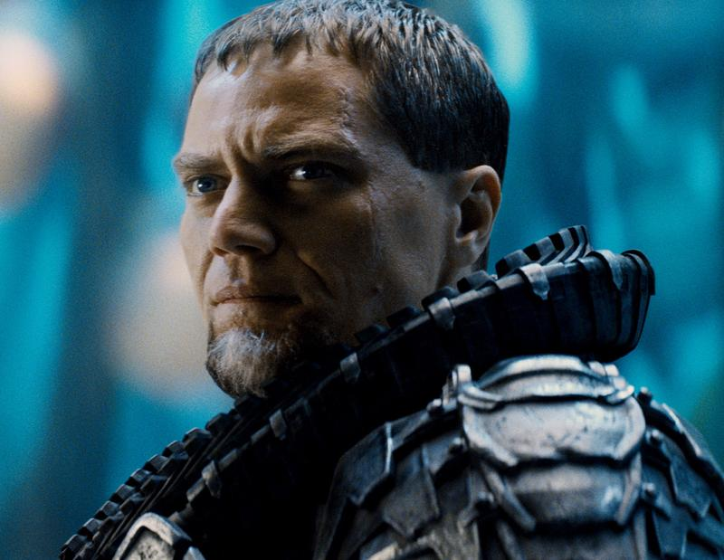 Michael Shannon as General Zod in  <em>Man of Steel</em>