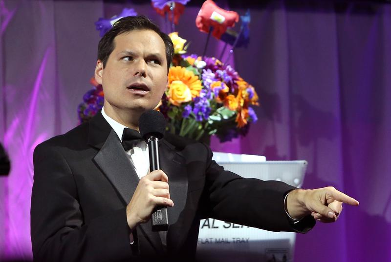 Michael Ian Black at The Friskies in 2013