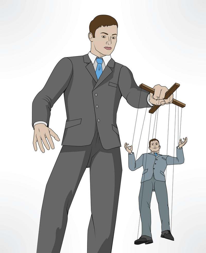 If your boss is trying to control you like a puppet, there are ways to cut the strings.