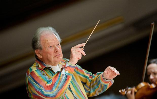 Neville Marriner, conductor