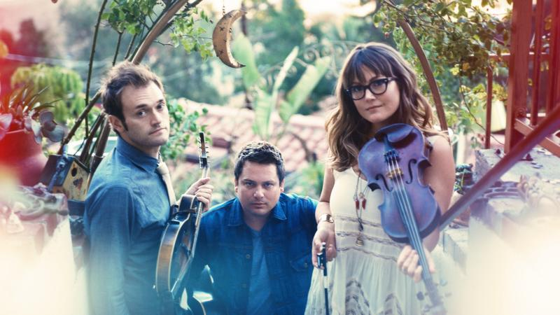 Nickel Creek's new album, A Dotted Line, is out now.