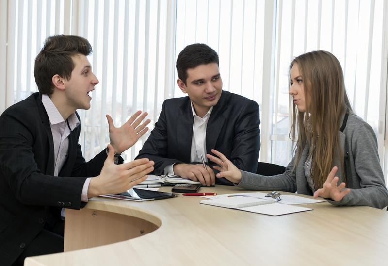 Having a difficult conversation at work is no fun, but handled well and it can lead to positive results.