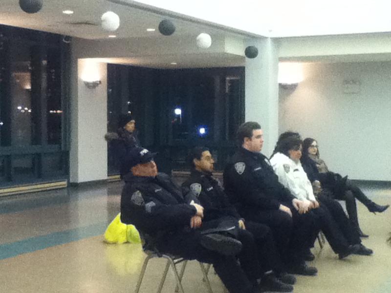 Roosevelt Island Public Safety Officers