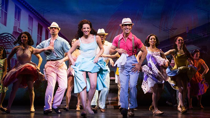 Ana Villafane as Gloria Estefan in 'On Your Feet!'