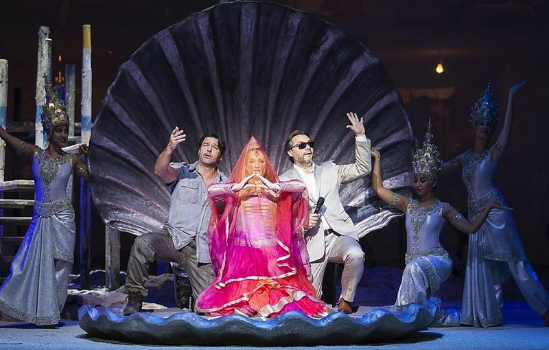 Bizet's 'The Pearl Fishers' From Vienna.