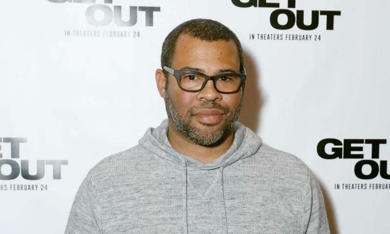 "Director/Writer Jordan Peele at a screening of ""Get Out"""