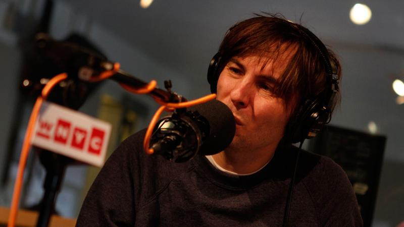 Phoenix performs in the Soundcheck studio.