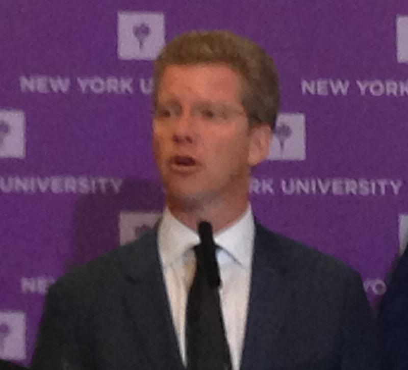 Shaun Donovan, HUD at NYU