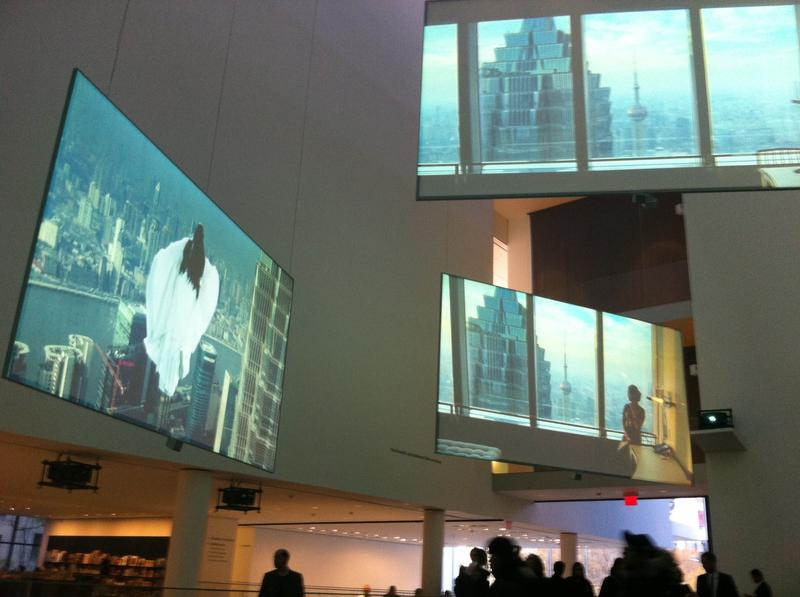 "Isaac Julien's ""Ten Thousand Waves"" at the Museum of Modern Art"