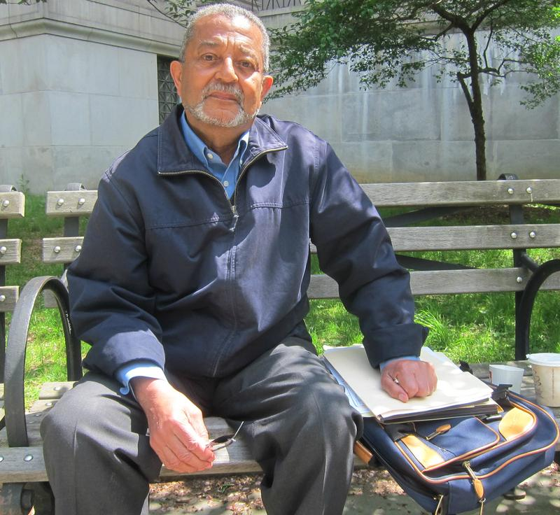 Lawrence Rushing, a fixture at the stop and frisk trial