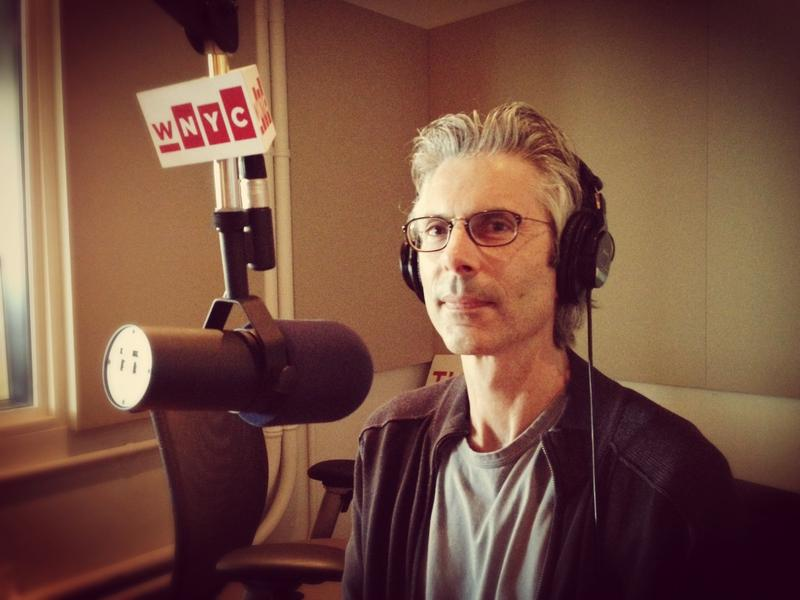 Psychiatrist Mark Epstein in the WNYC Studios