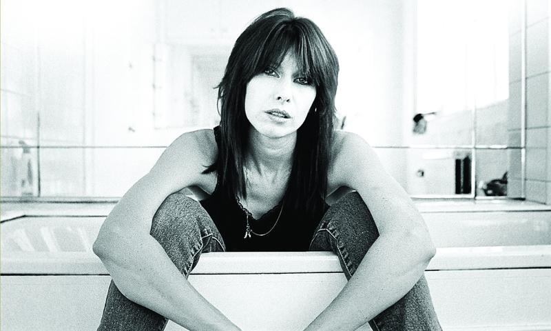 A detail from the cover of <em>Reckless: My Life as a Pretender</em> by Chrissie Hynde