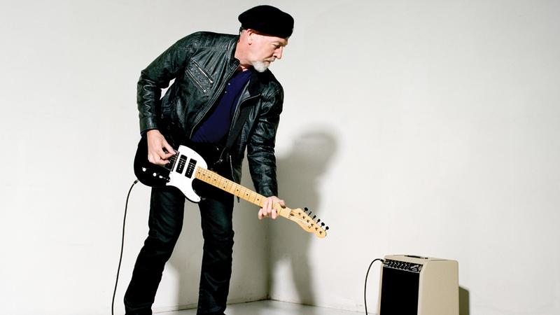 Richard Thompson's Electric comes out Feb. 5.