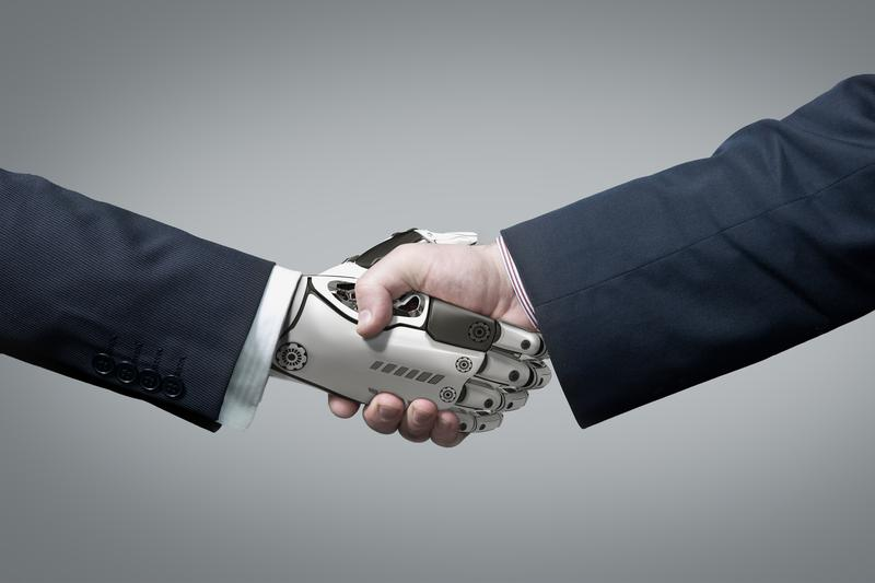 Humans and robots are working together more and more. But who will be the boss?