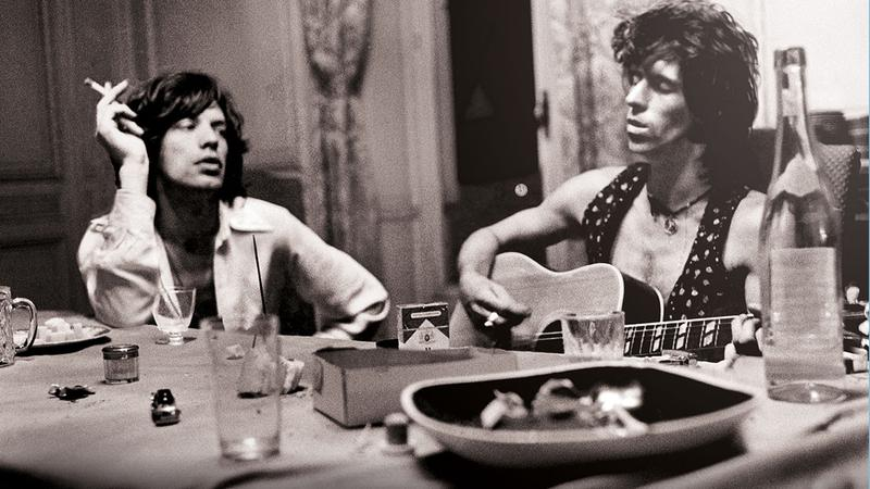 Bill Janovitz's book 'Rocks Off: 50 Tracks That Tell the Story of the Rolling Stones' reflects on the Stones' music and the stories behind the songs.