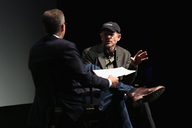 Brian Williams in conversation with Ron Howard