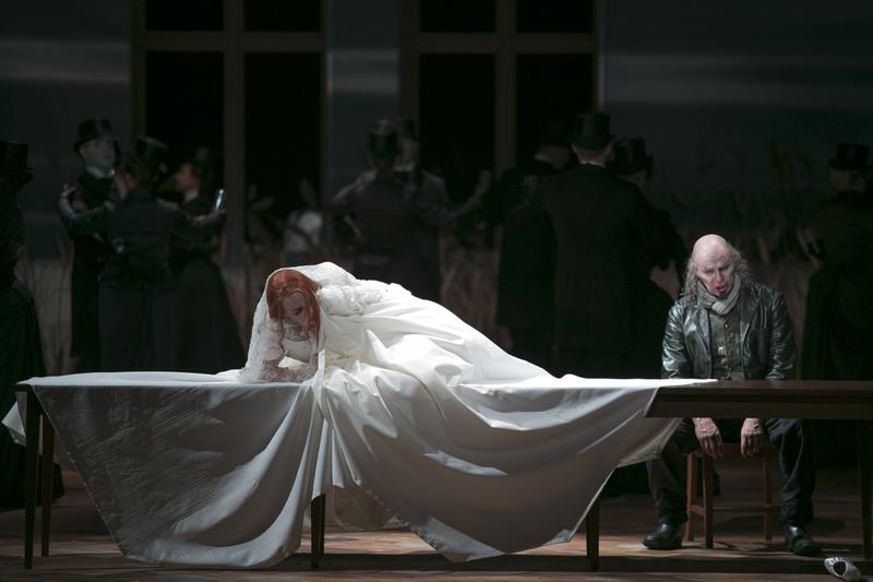 Dvořák's <em>Rusalka</em> from Sweden's Göteborg Opera.